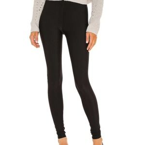 NWT Revolve Plush Matte Spandex Fleece Legging S